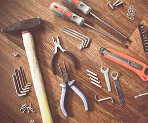 Handwerkszeug bei Plus