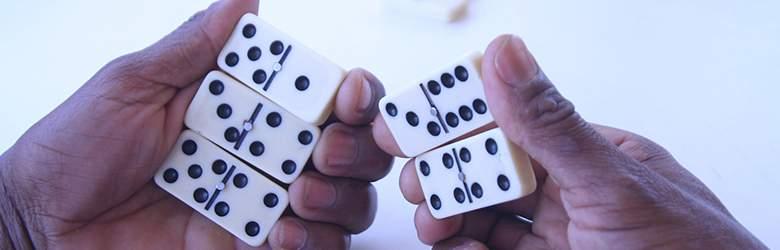 Domino bei Ravensburger