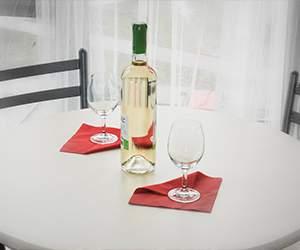 Weißwein bei Rindchen