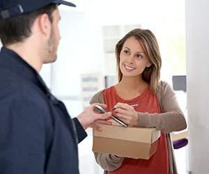 SalesFever Lieferung