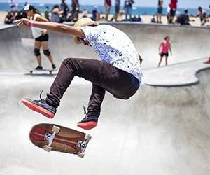 Skatermode bei Skatedeluxe