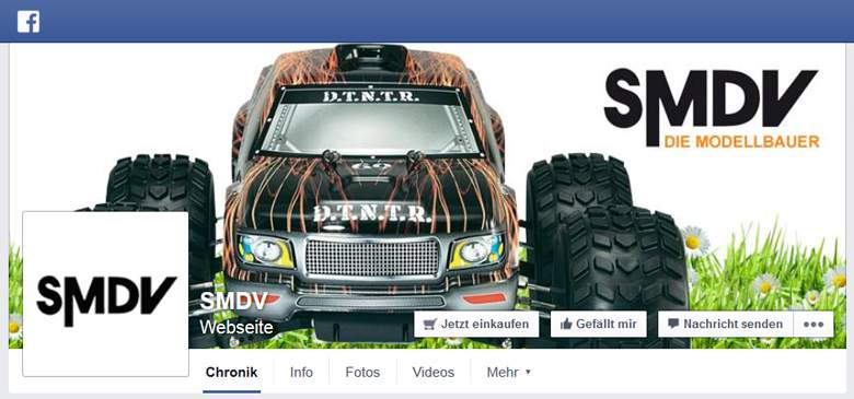 SMDV bei Facebook