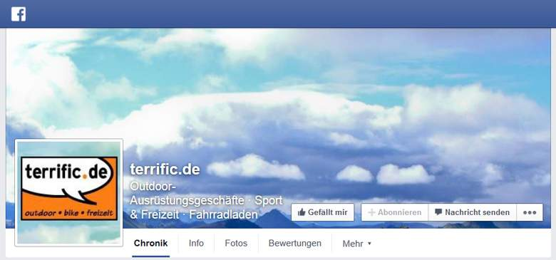 Terrific bei Facebook