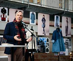 Tommy Hilfiger Modedesigner