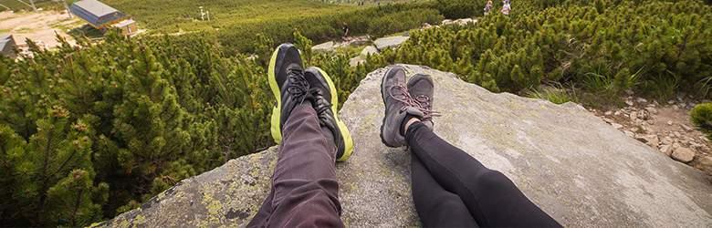 Schuhe bei Unlimited Outdoor