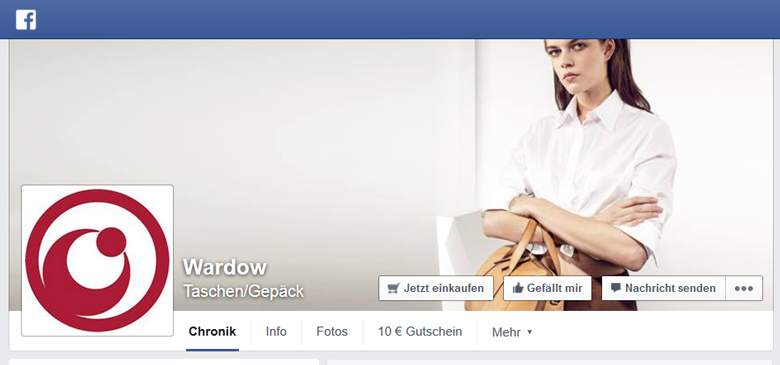 Wardow bei Facebook