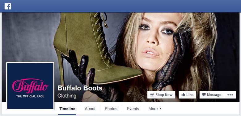 Facebok von Buffalo